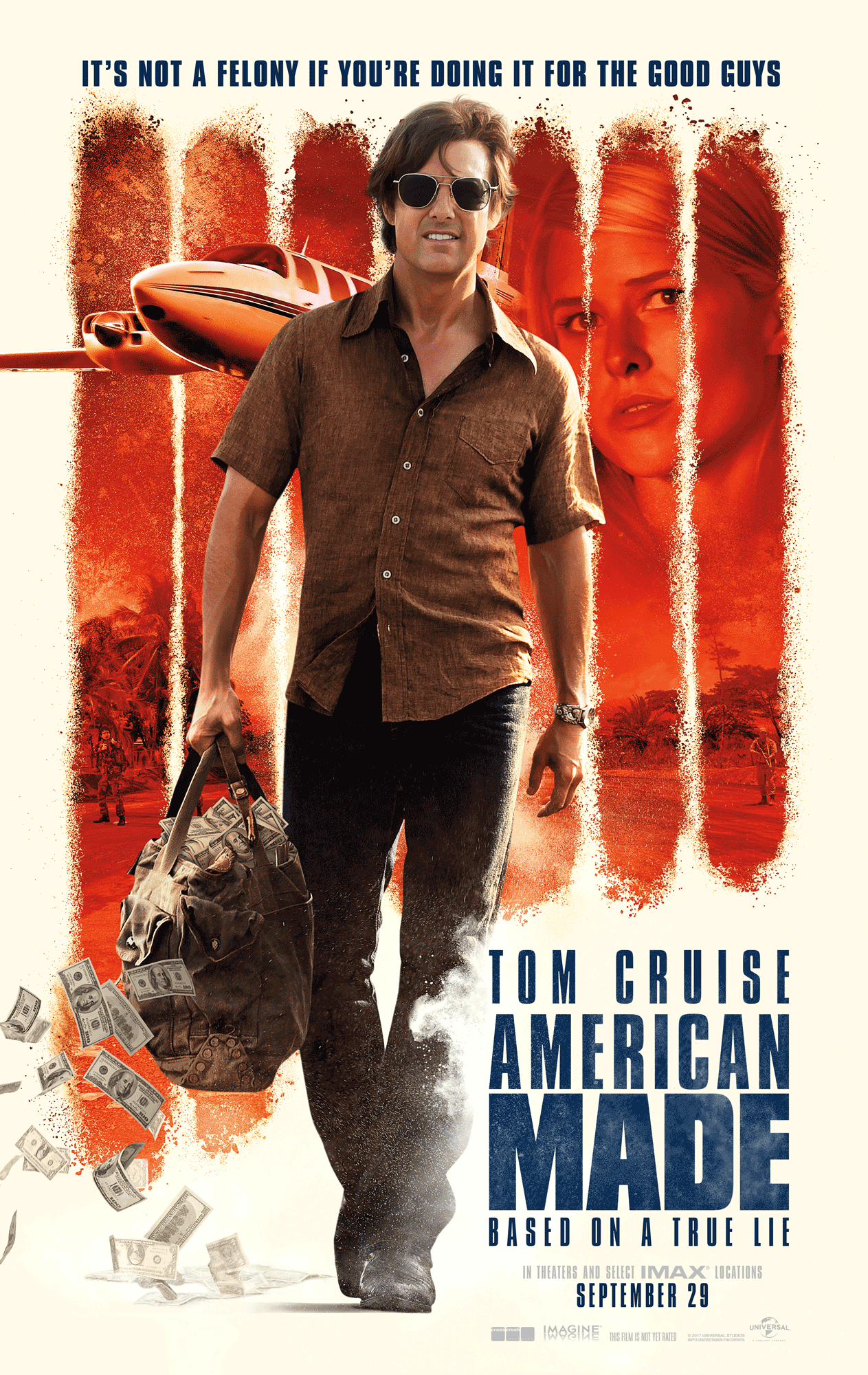 American Made offical poster