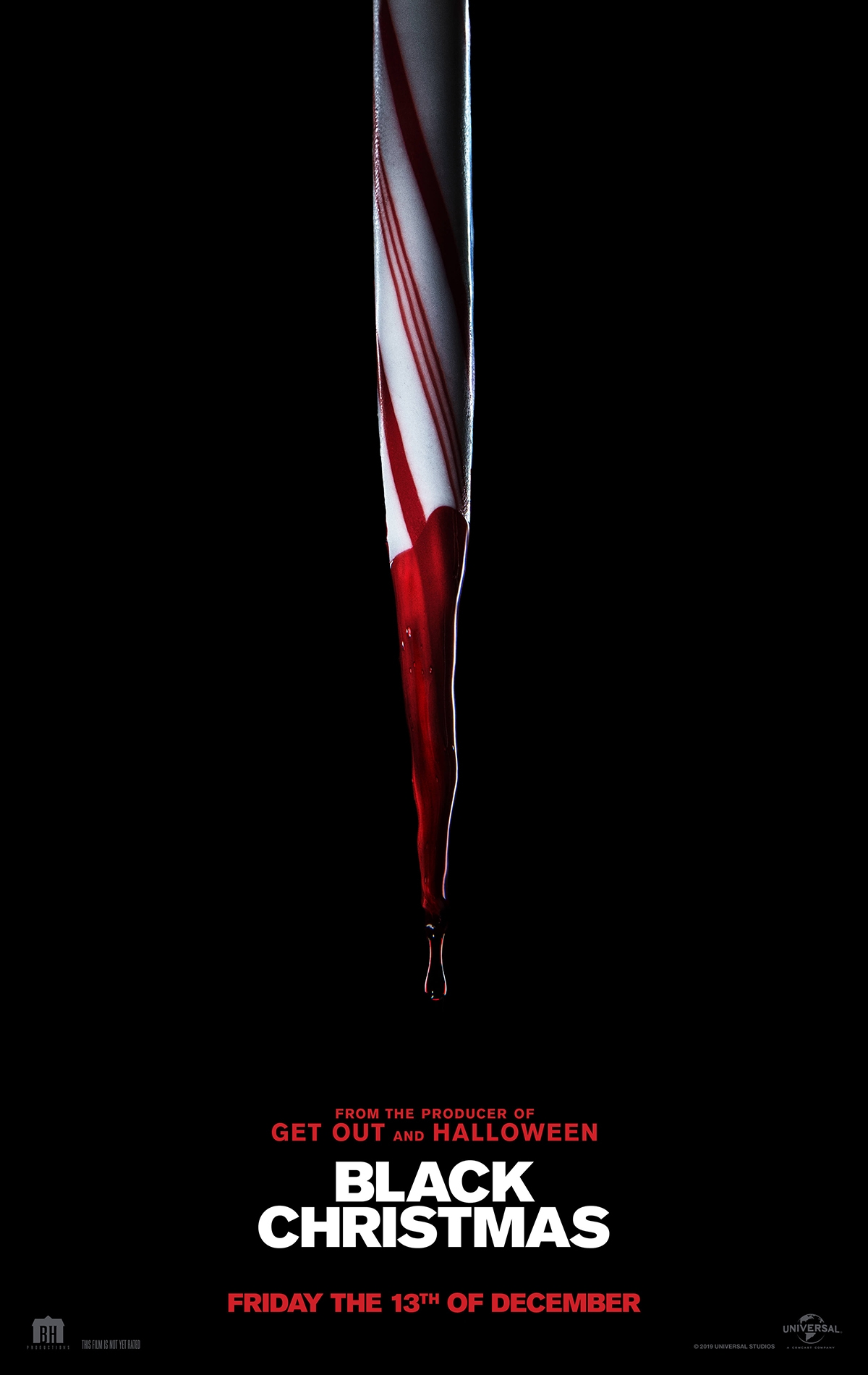 Black Christmas offical poster