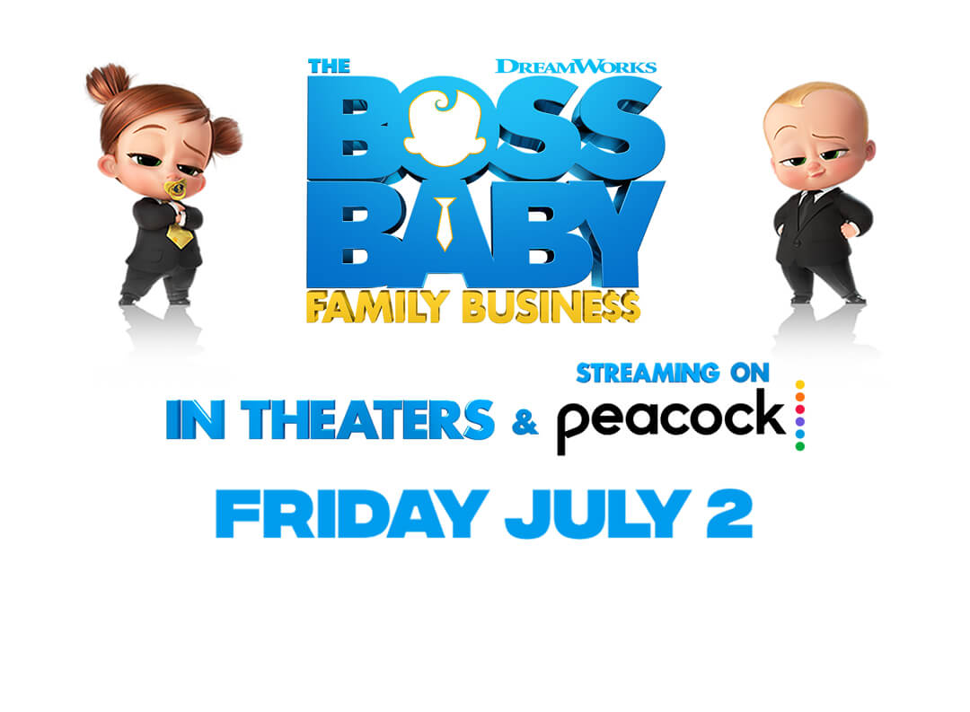 The Boss Baby: Family Business | Universal Pictures