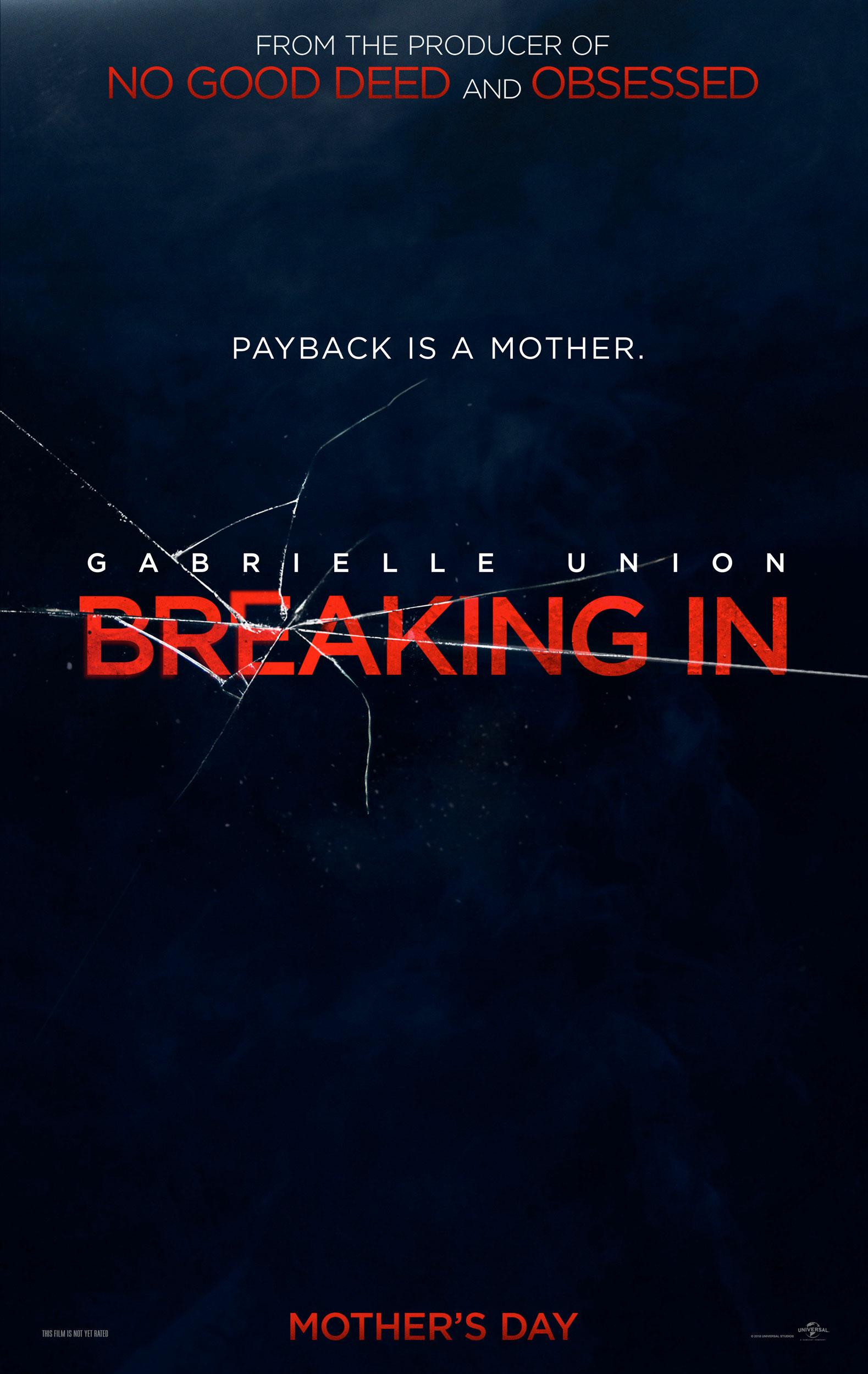 Breaking In - Poster 1