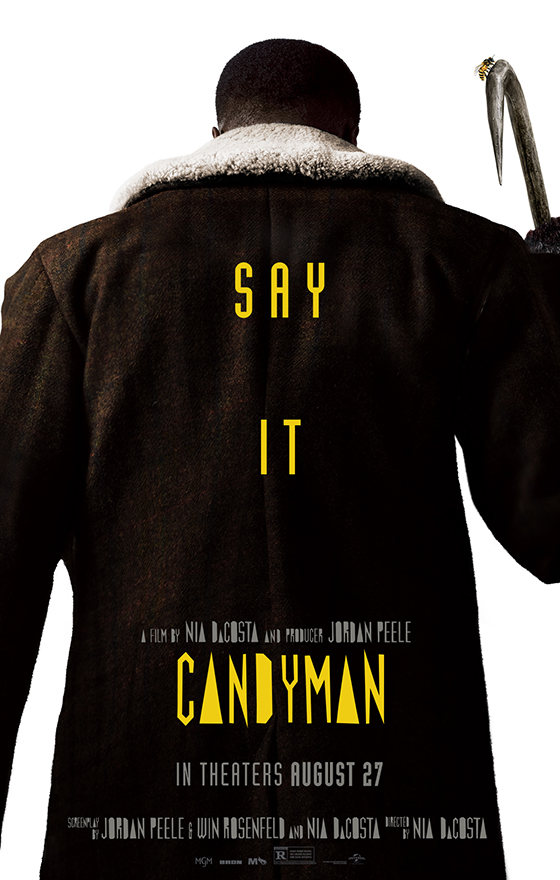Candyman offical poster