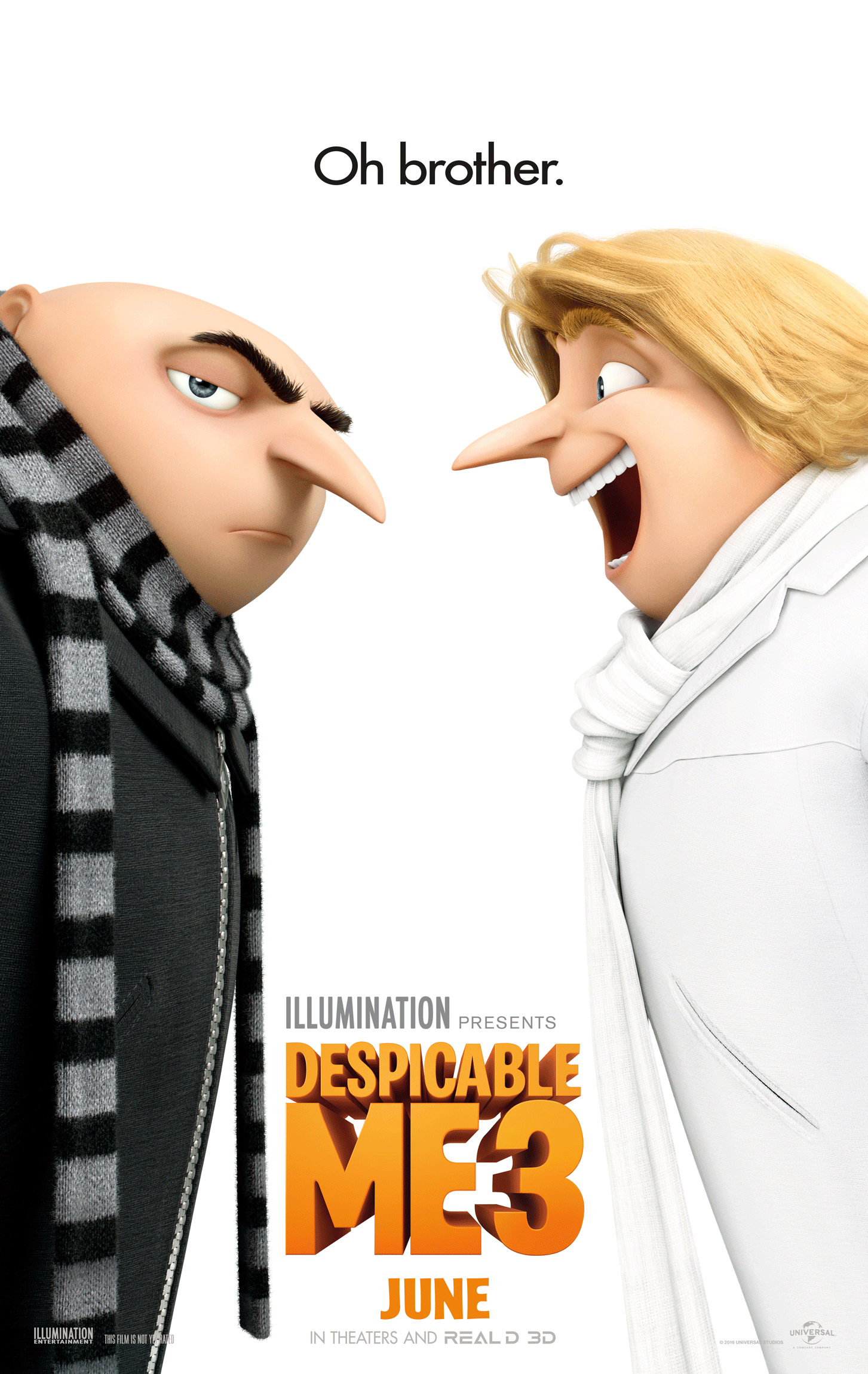 Image result for despicable me 3 poster