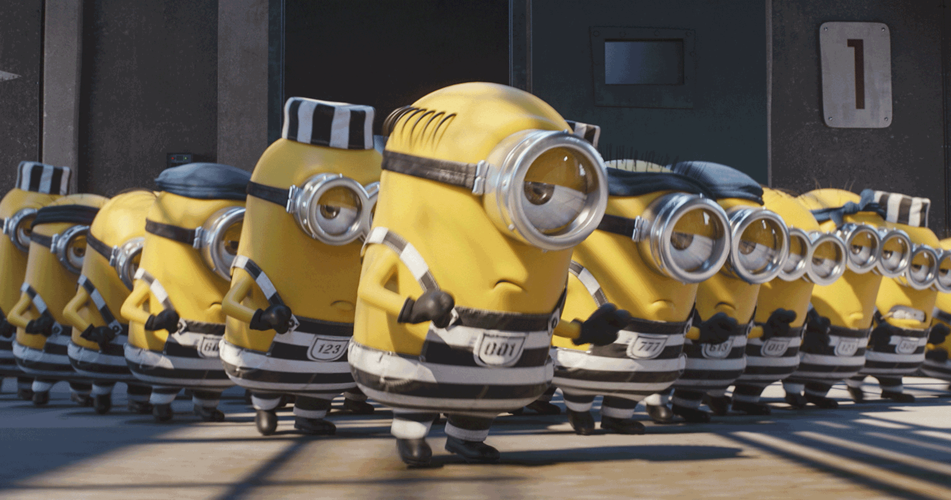 Despicable Me 3 - Photo 1