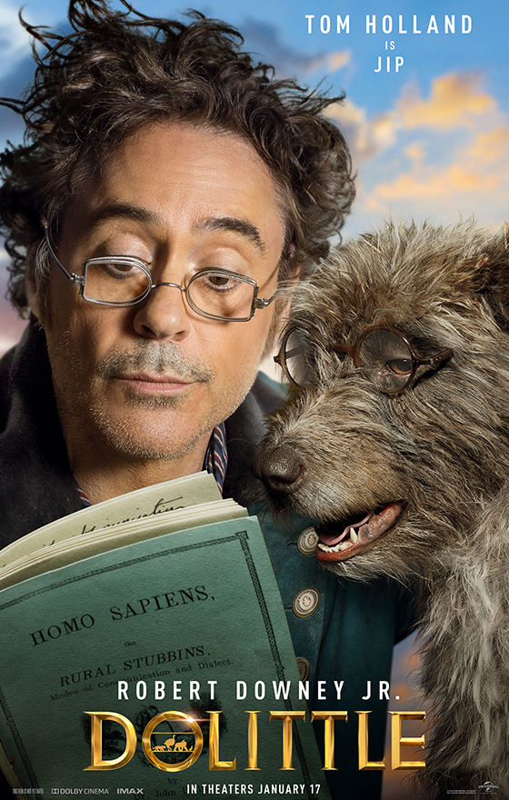 Dolittle Universal Pictures