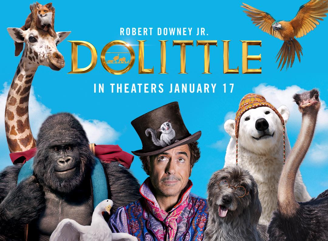 Dolittle | Robert Downey Jr. faz teste de elenco com animais em novo vídeo