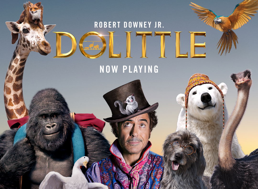 Dolittle | Universal Pictures