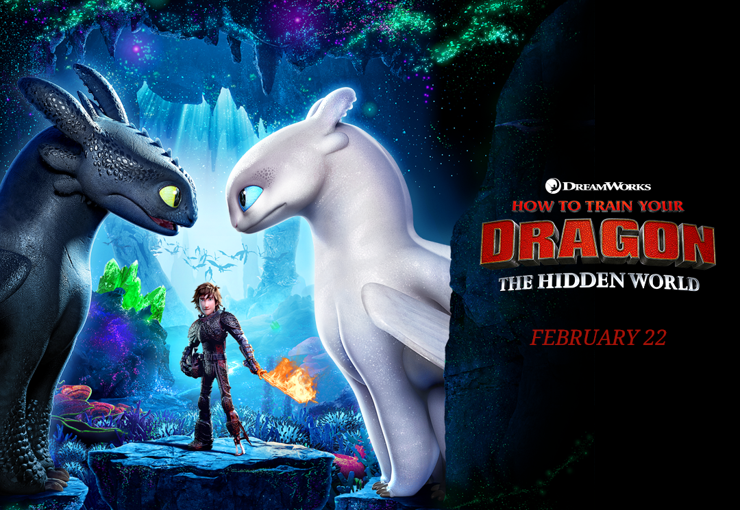 Image result for how to train your dragon 3 banner