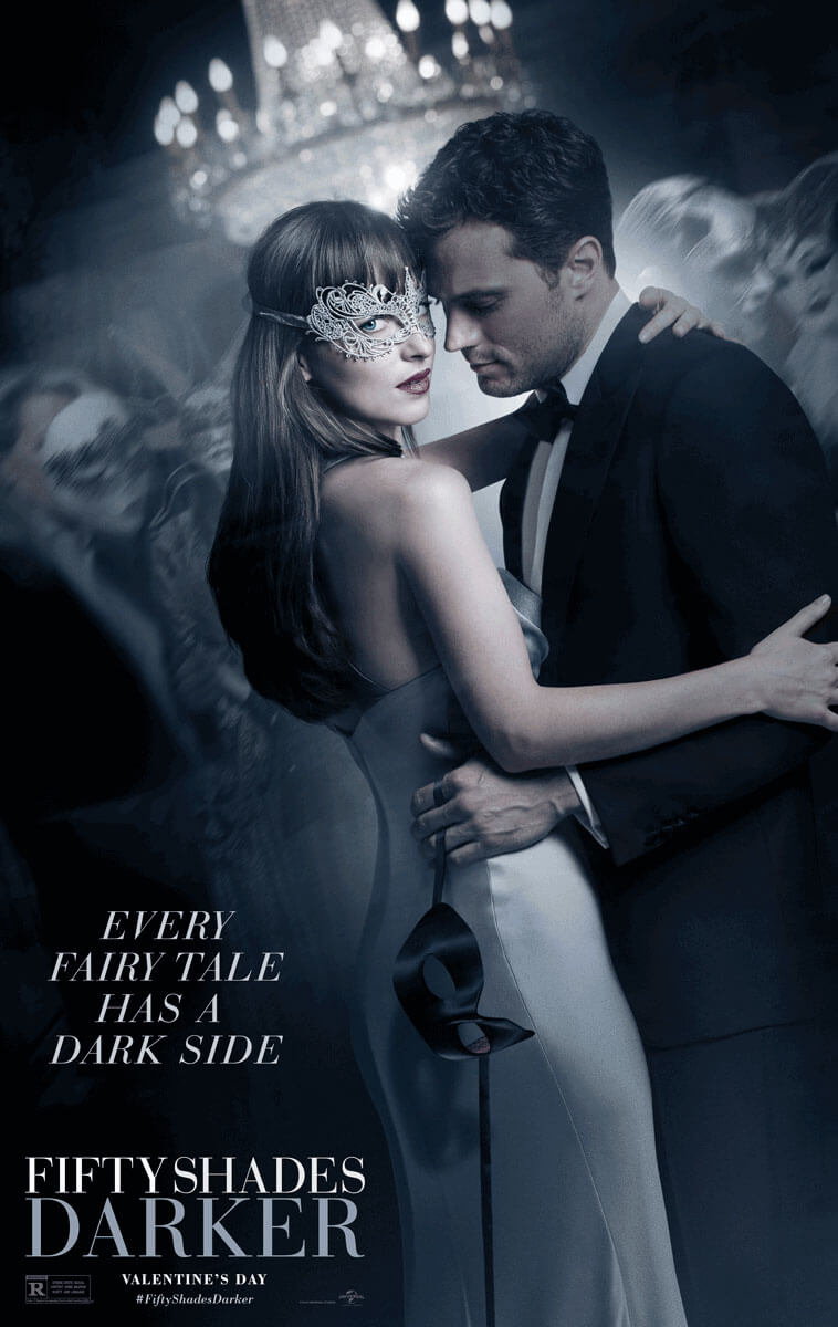 Fifty Shades Darker offical poster