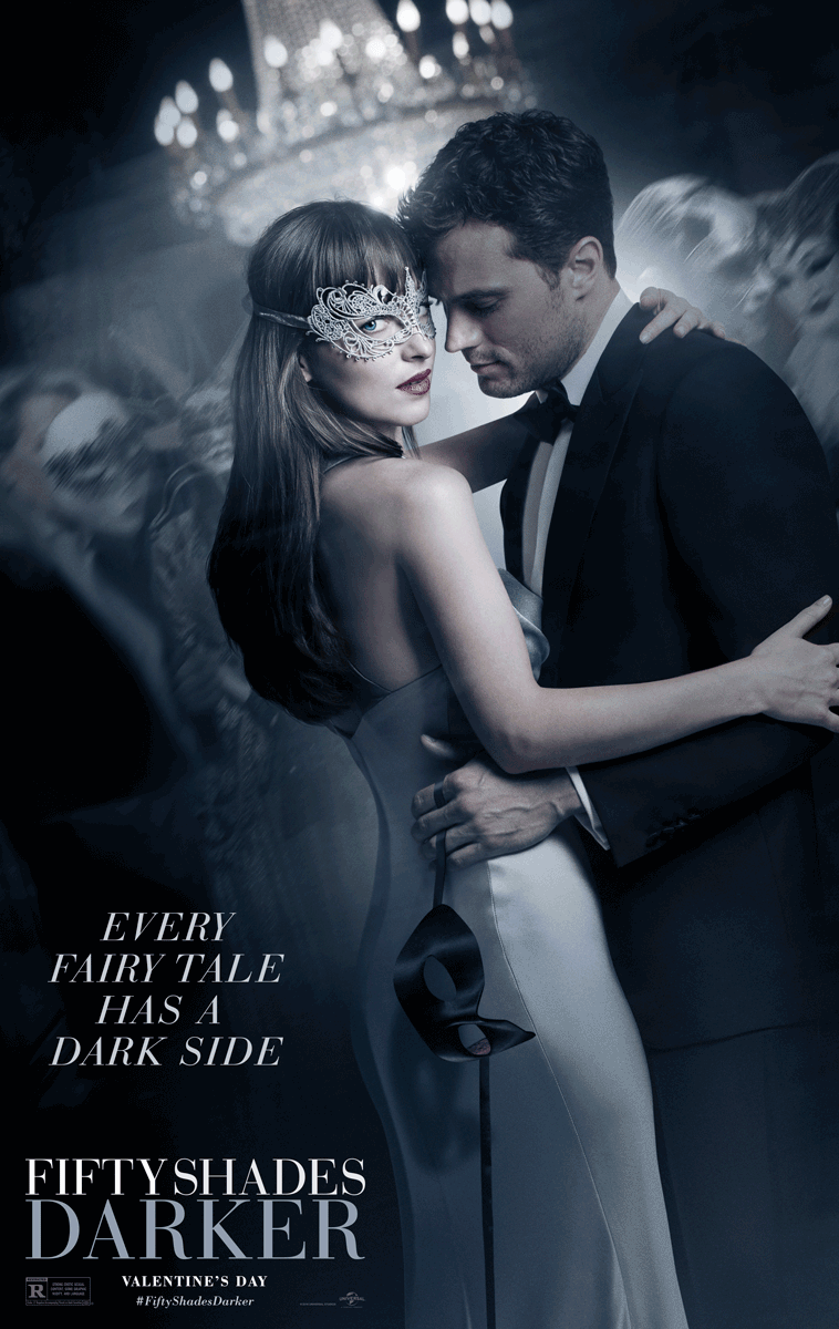 Fifty Shades Darker - Poster 1