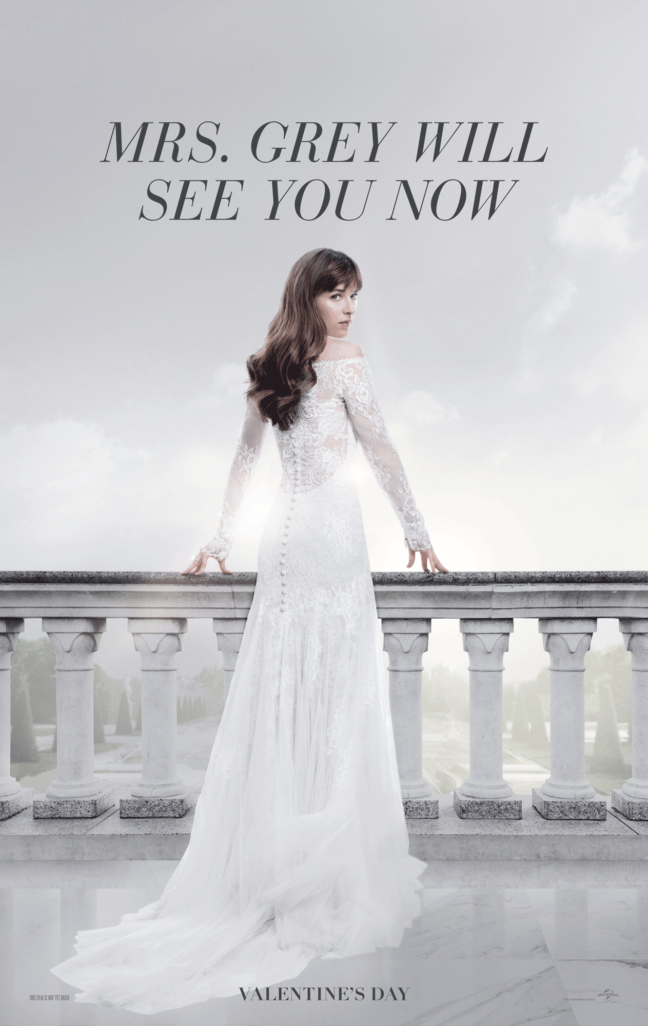 Fifty Shades Freed offical poster