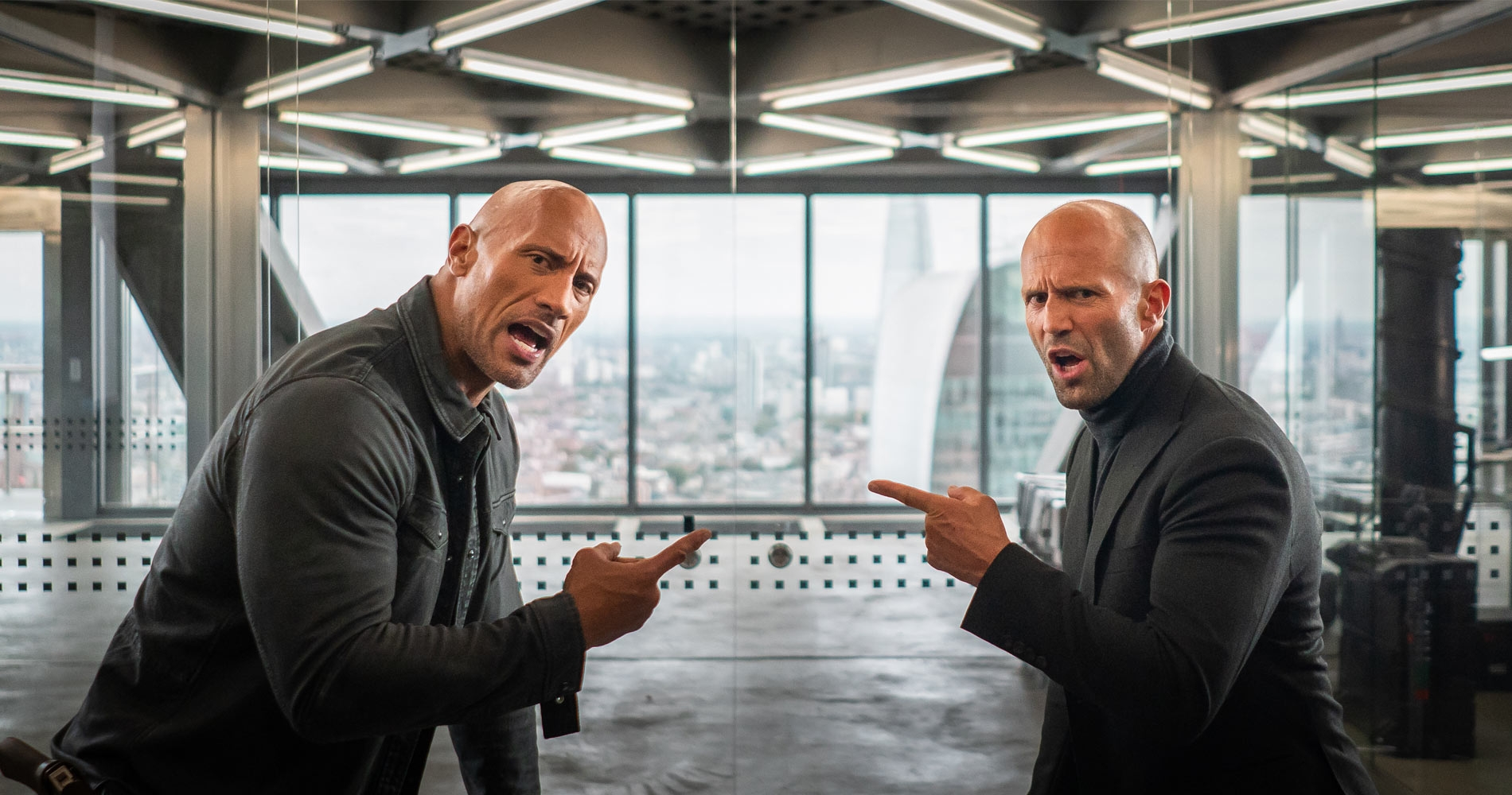 Fast & Furious Presents: Hobbs & Shaw - Photo 1