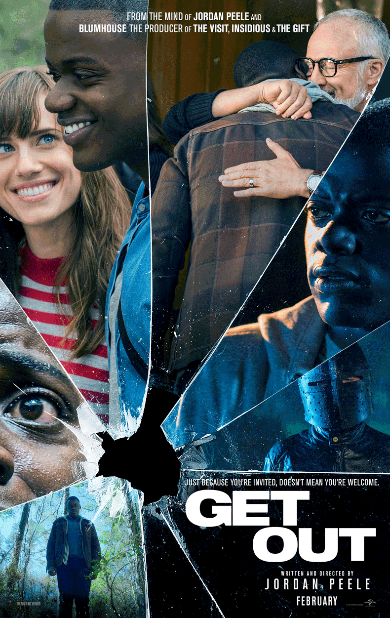 Get Out offical poster