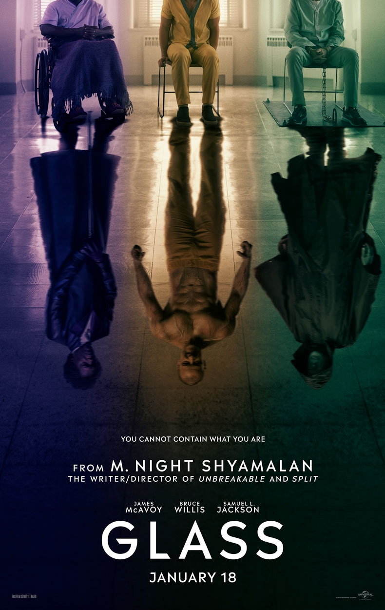 Glass offical poster