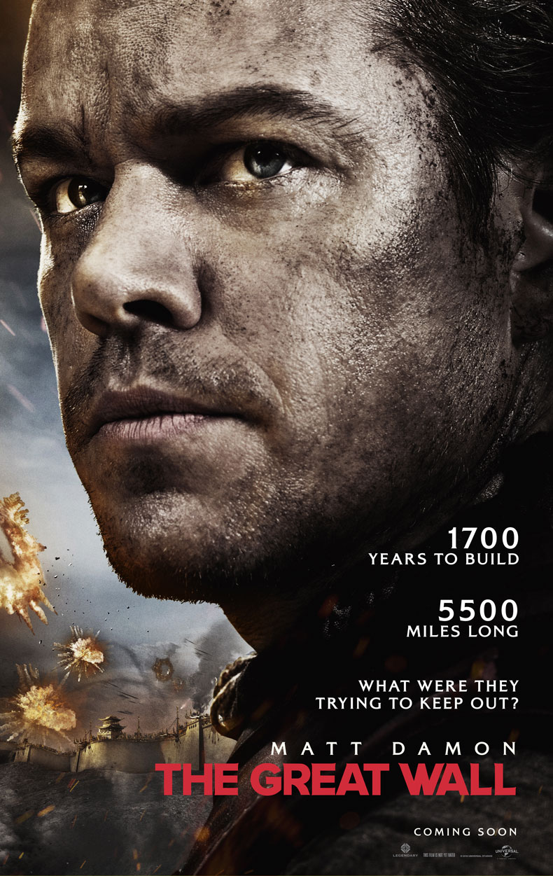 The Great Wall - Poster 1