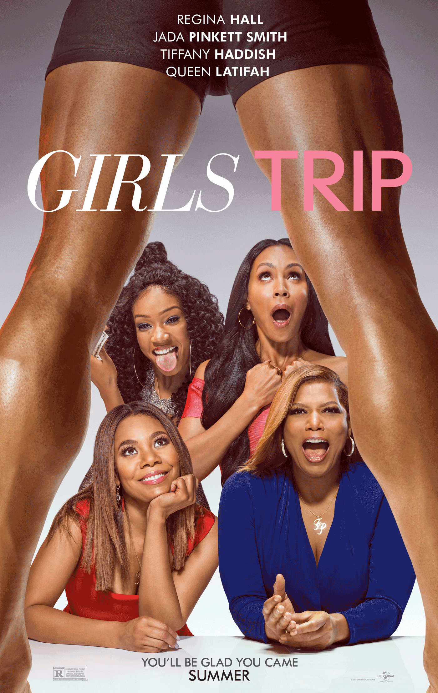 Girls Trip offical poster