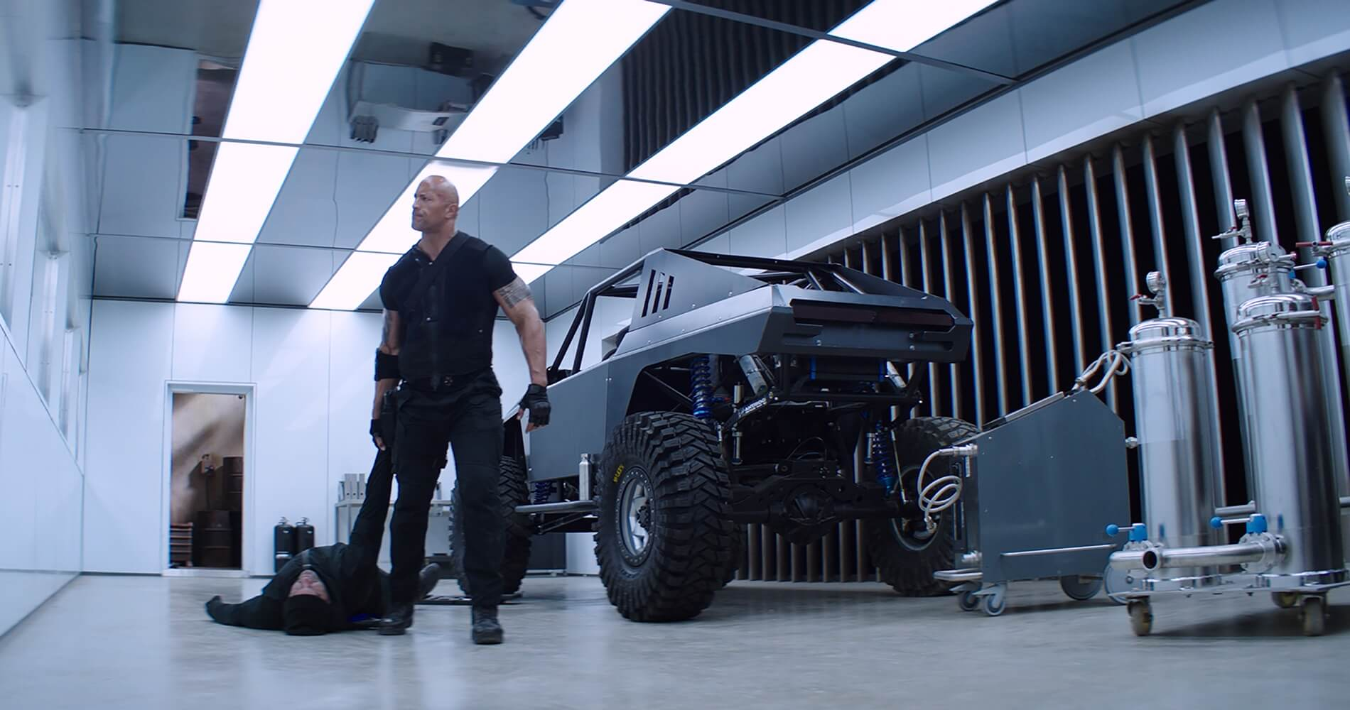 Fast & Furious Presents: Hobbs & Shaw - Photo 4