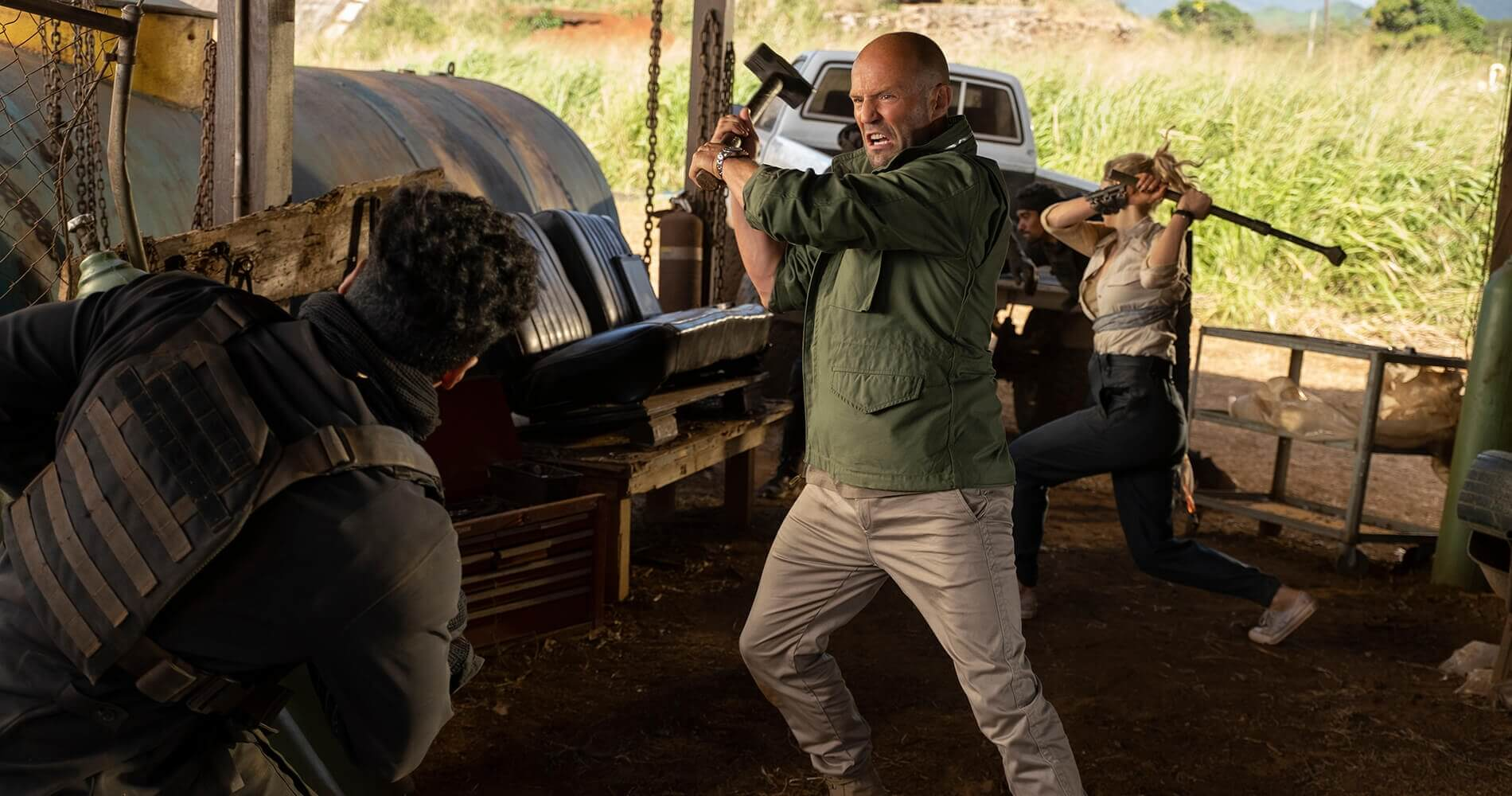 Fast & Furious Presents: Hobbs & Shaw - Photo 8
