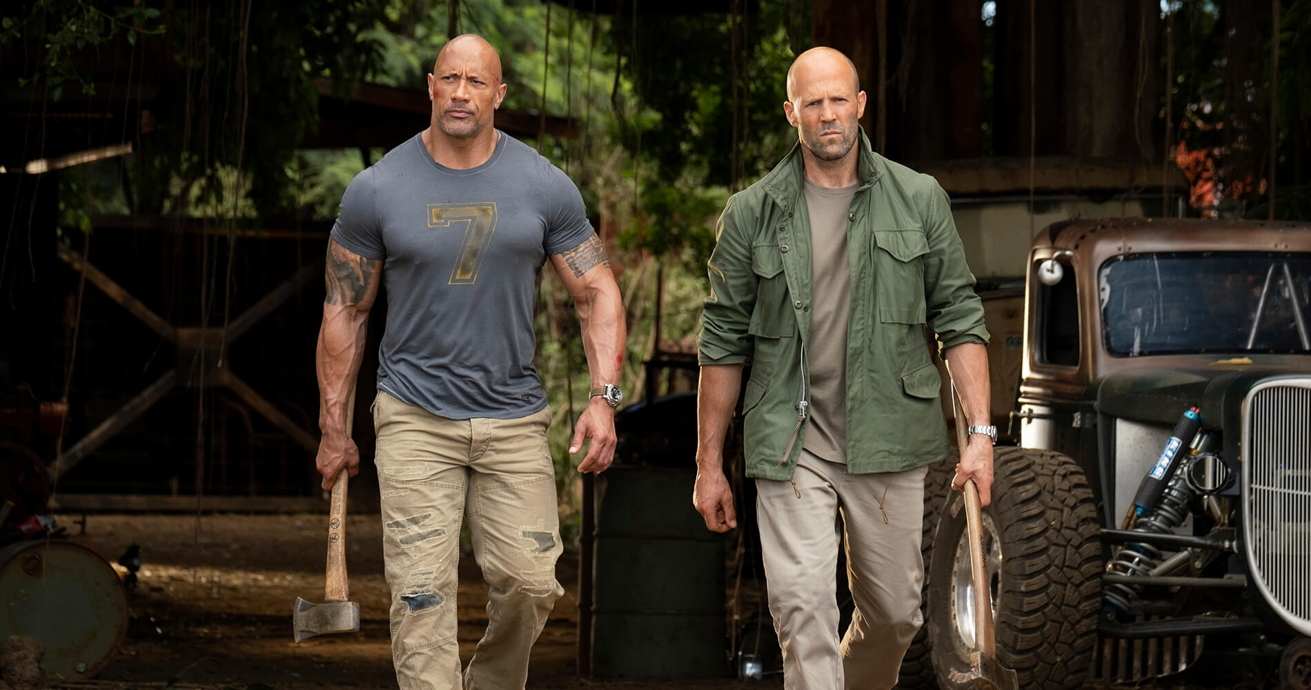 Fast & Furious Presents: Hobbs & Shaw - Photo 12
