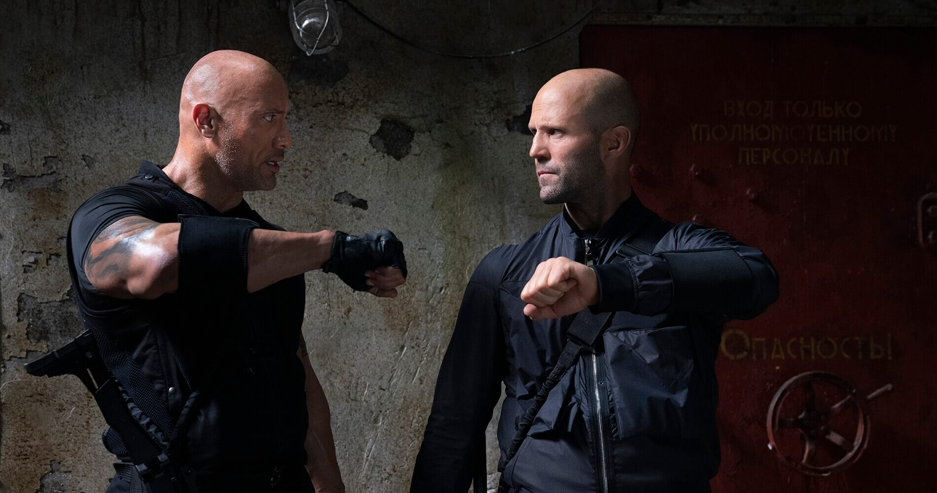 Fast & Furious Presents: Hobbs & Shaw - Photo 13