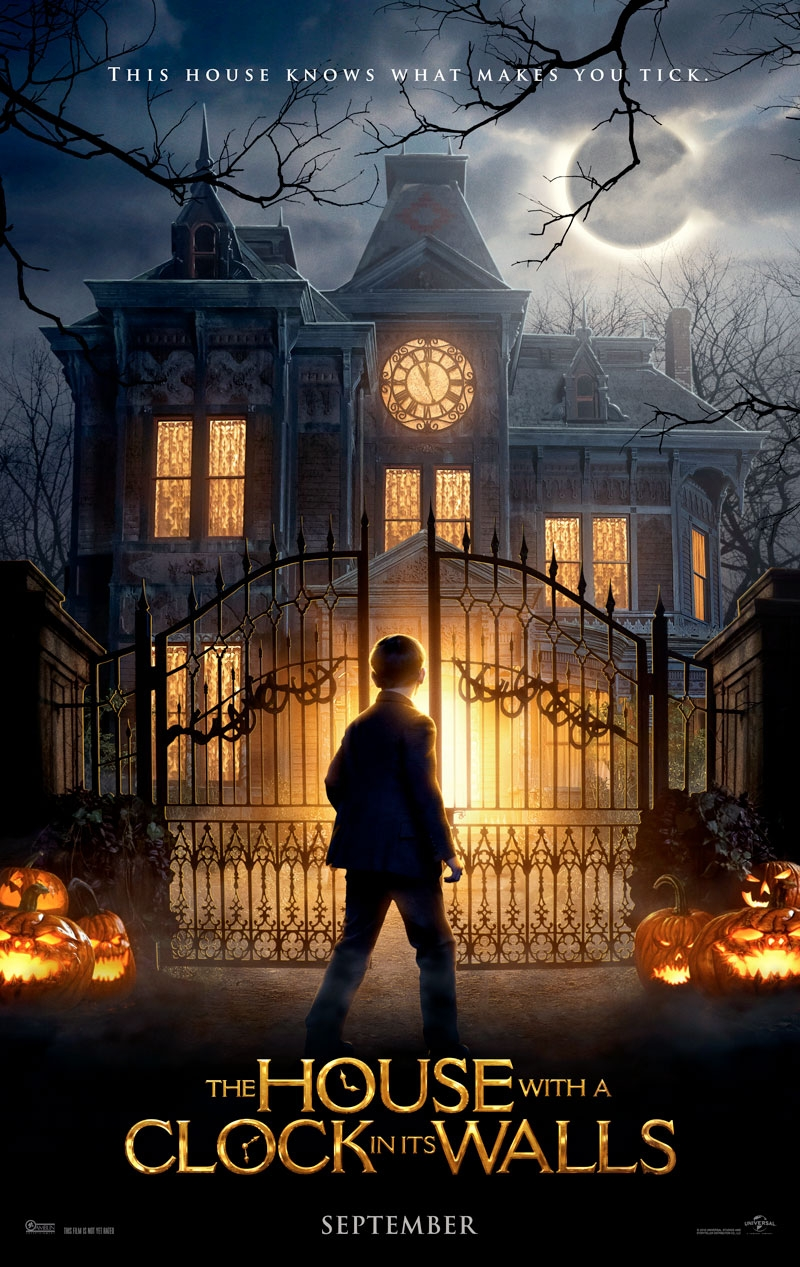 The House with a Clock in Its Walls - Poster 2