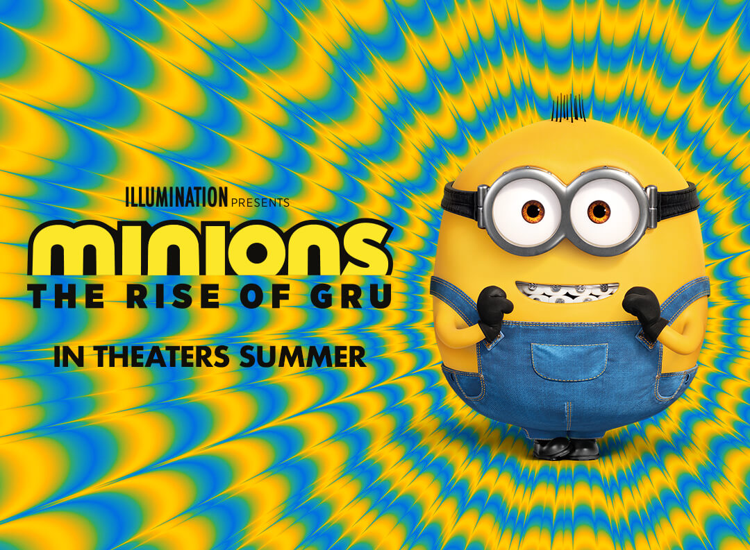 Minions The Rise Of Gru Universal Pictures