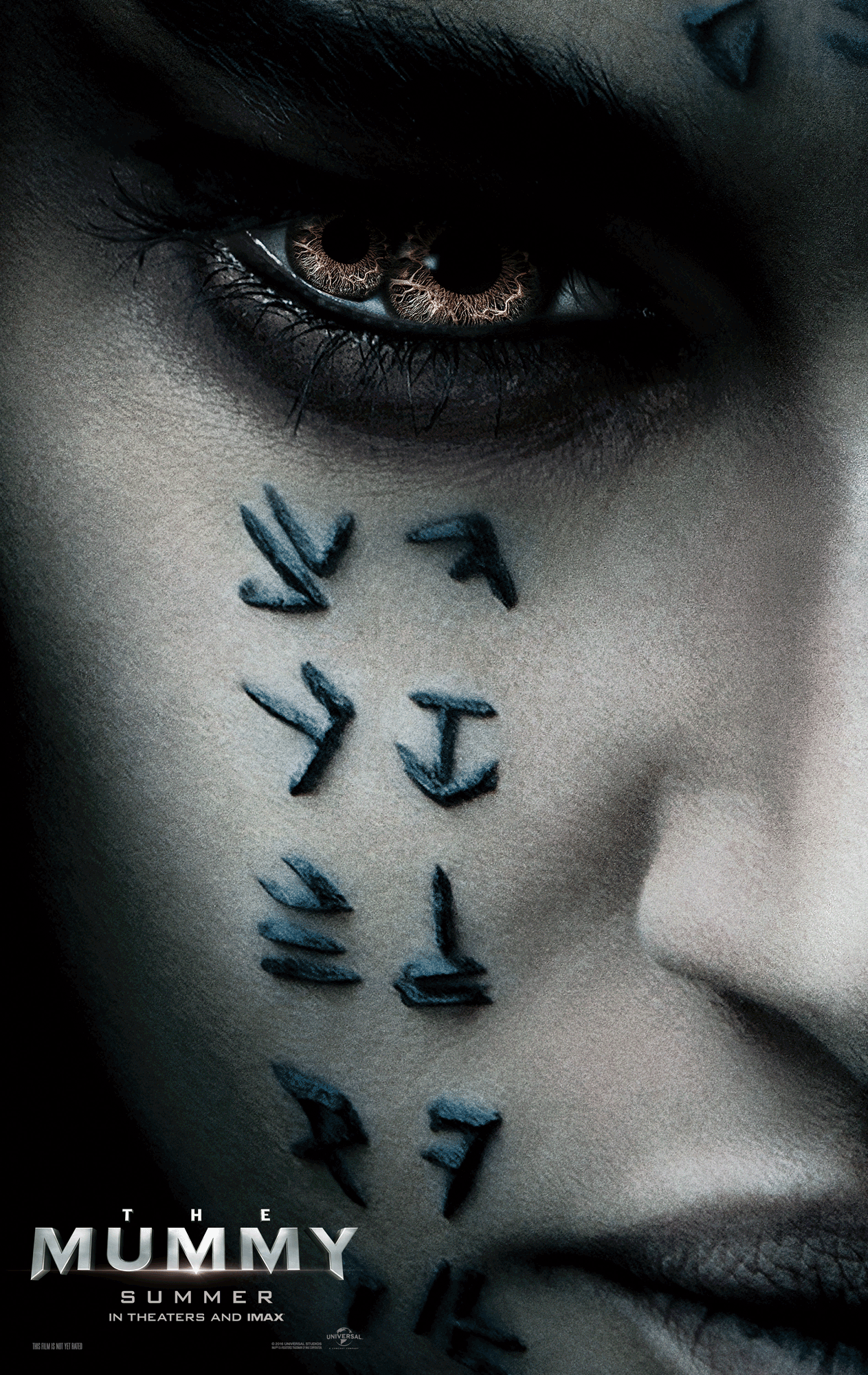 The Mummy - Poster 2