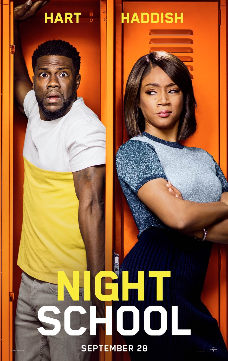 Tiffany Haddish Movies >> Night School | Posters | Universal Pictures