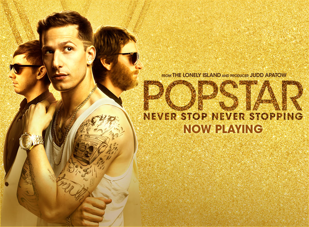 Popstar: Never Stop Never Stopping | Universal Pictures