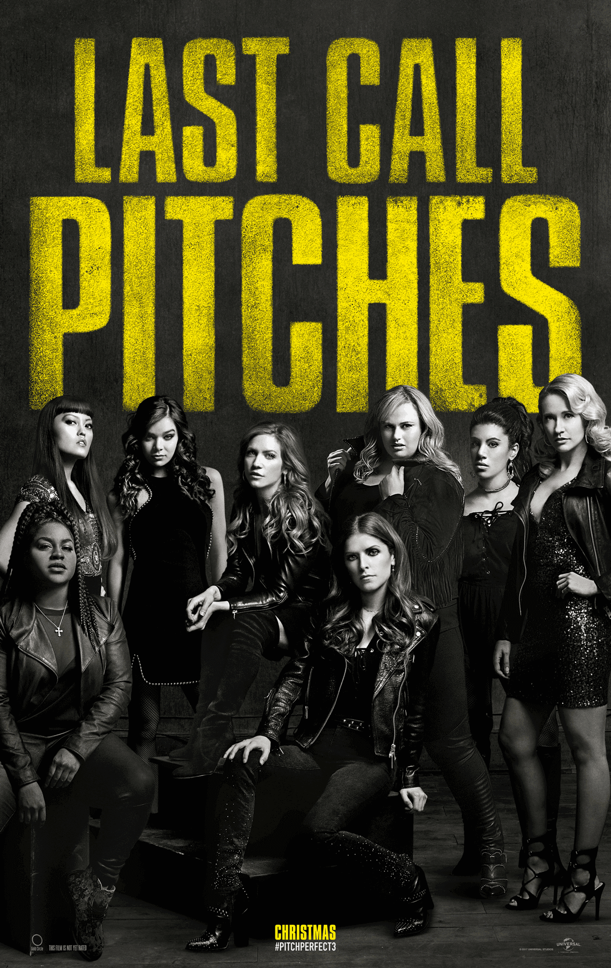 Image result for pitch perfect 3 official poster