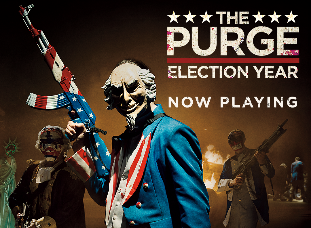 The Purge Election Year Universal Pictures