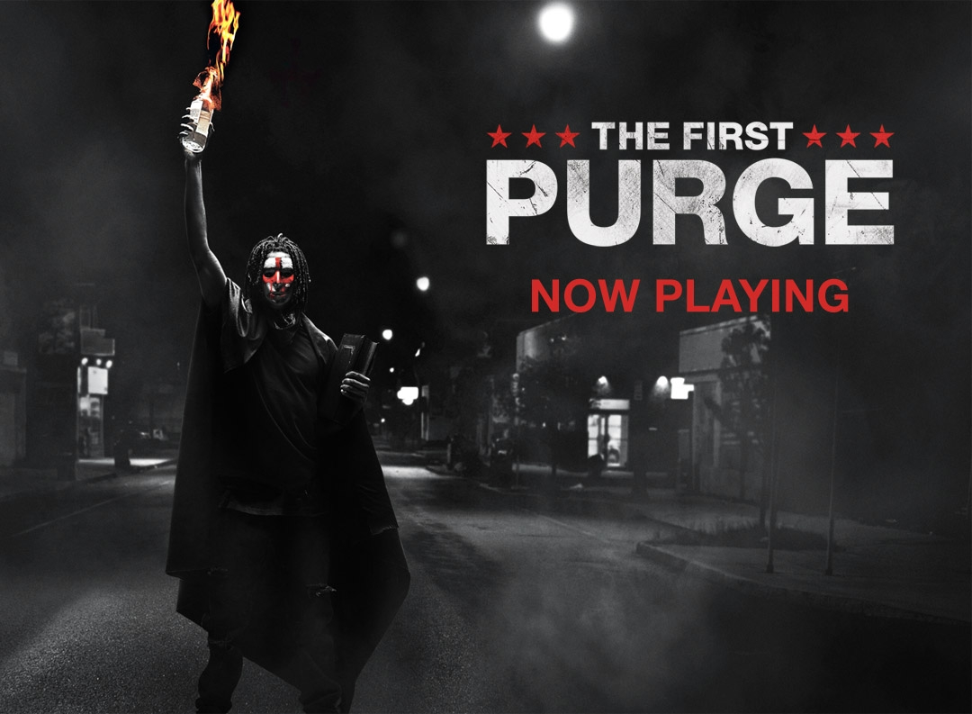 The First Purge 2018 Movie Wallpapers: New Movies In Theaters & Future Releases