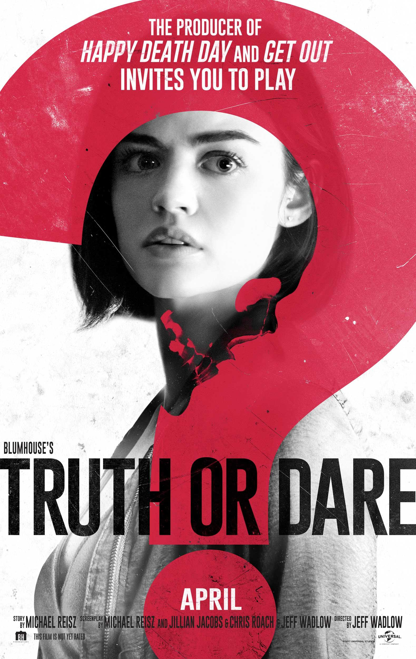Blumhouse's Truth or Dare - Poster 1