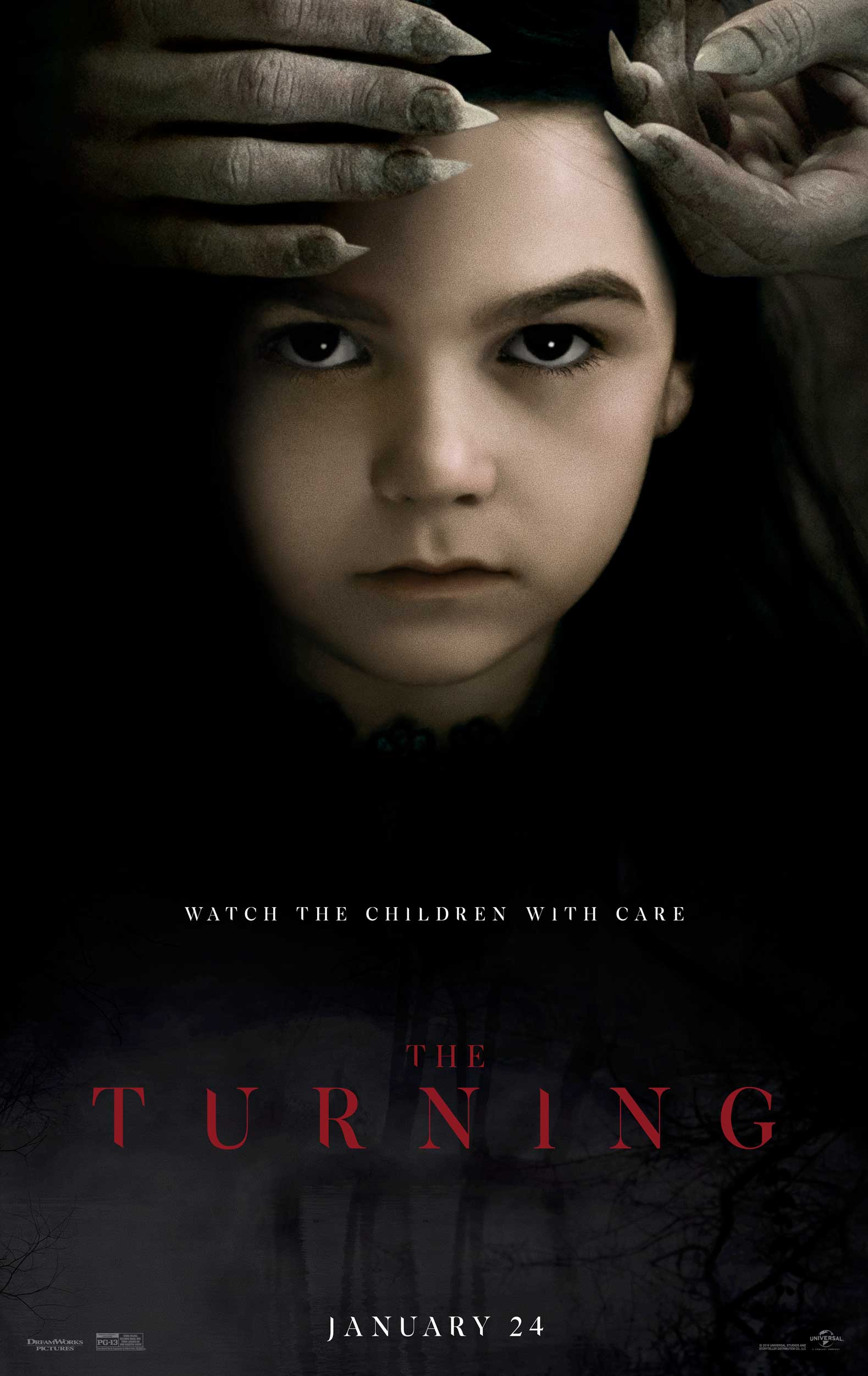 The Turning offical poster