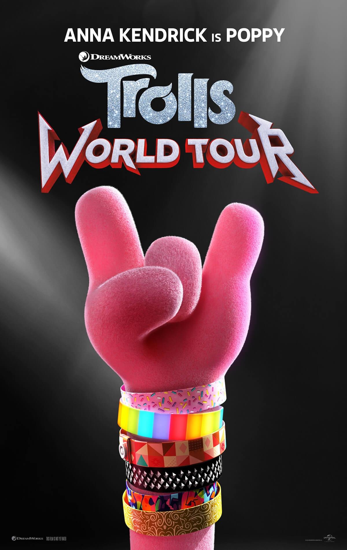 Trolls World Tour - Poster 2