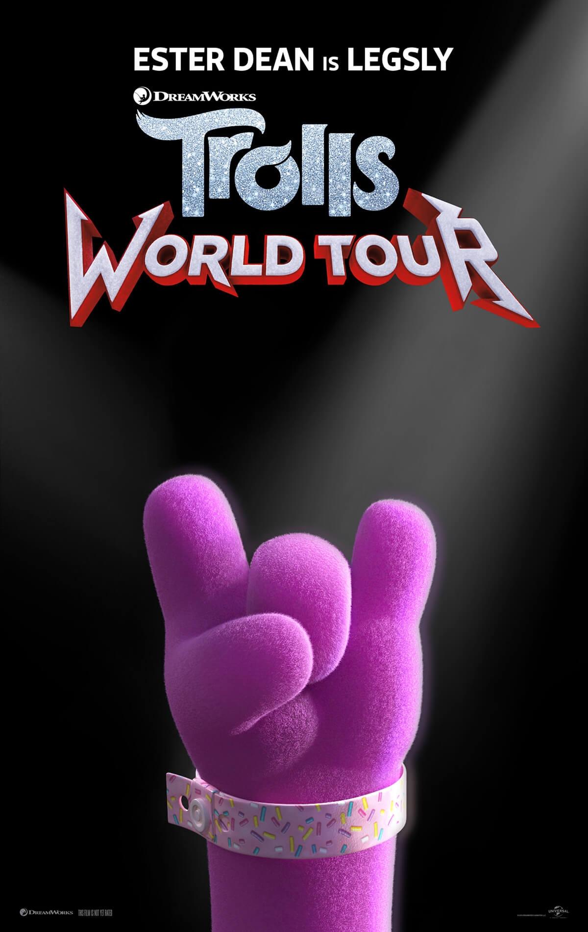 Trolls World Tour - Poster 11