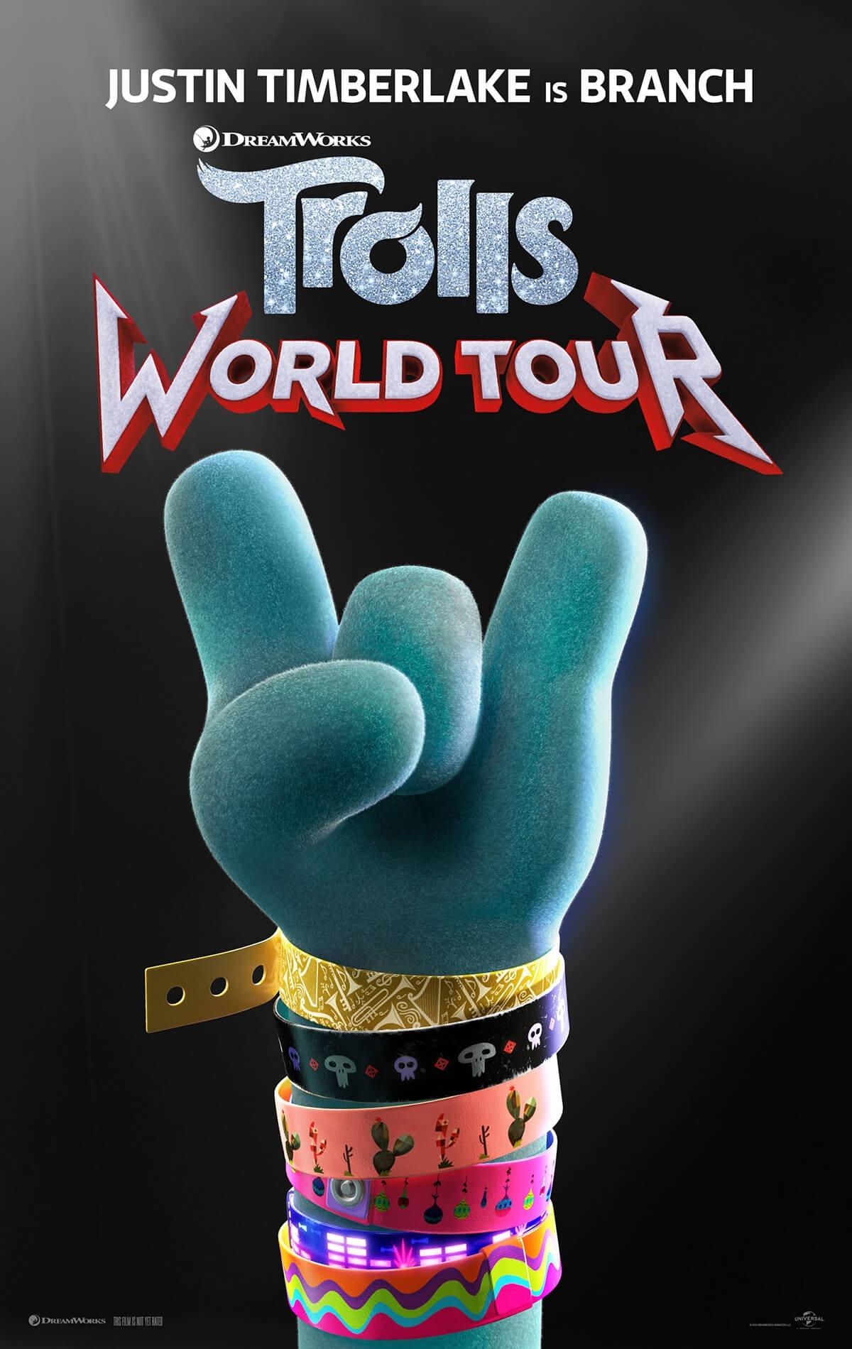 Trolls World Tour - Poster 3