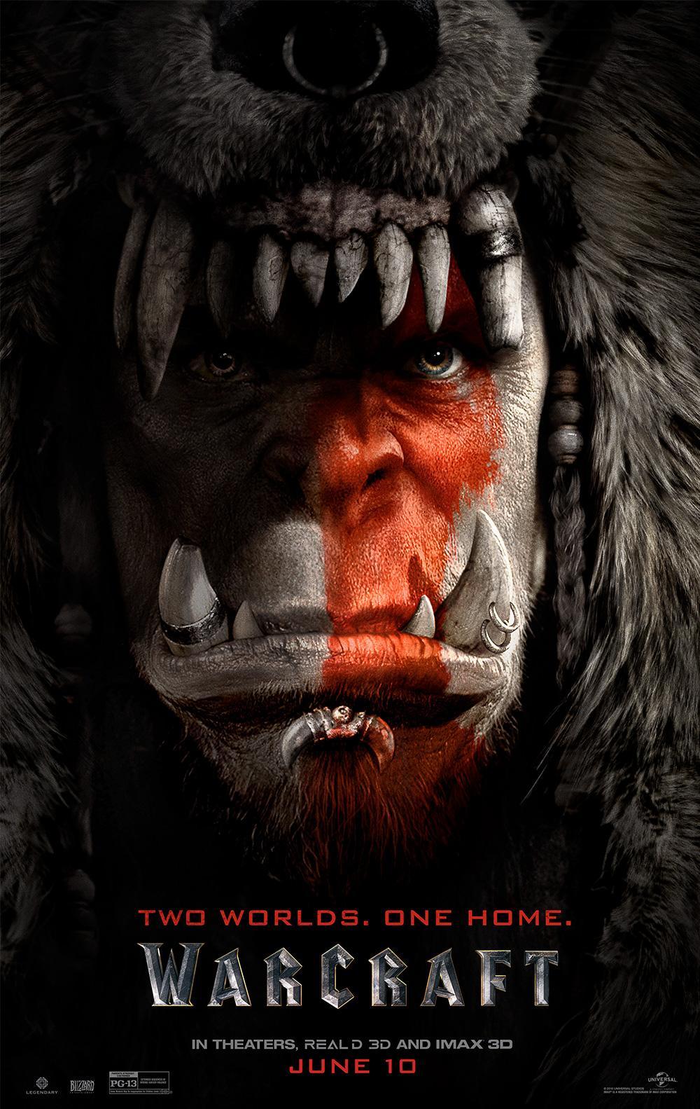 Warcraft - Poster 2